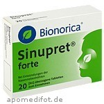 Sinupret forte Dragees Bionorica 20 St�ck